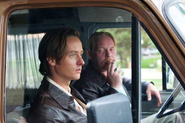 The Same Sky: Tom Schilling & Ben Becker