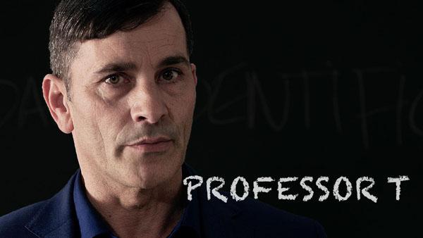 Professor T. 3x03 Espa&ntildeol Disponible