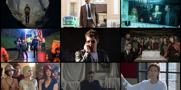 December 2017 Euro TV program collage