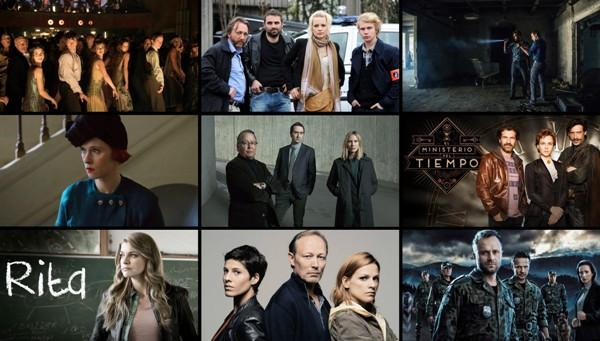 Jan 2018 Euro TV Premieres
