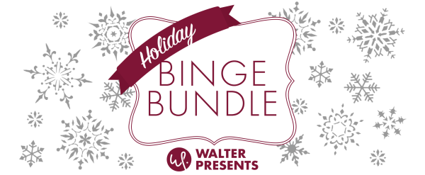Walter Presents Holiday Binge Bundle 2017