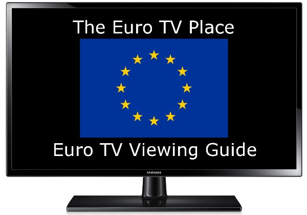 Euro TV Viewing Guide