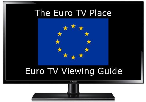 Euro TV Viewing Guide