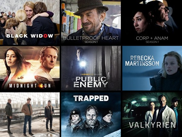 Favorite Euro TV Shows of 2017