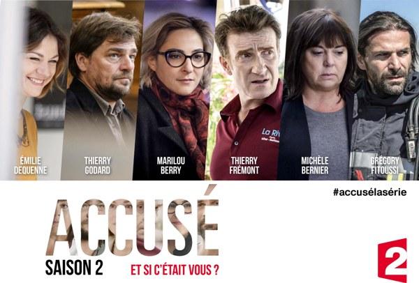 ACCUSÉ – saison 2