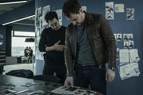 Dogs of Berlin - First Look Photo