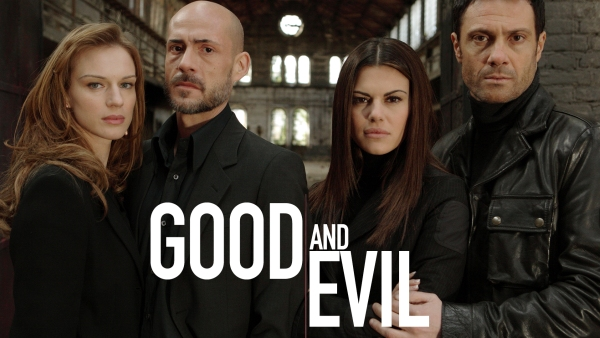 "Euro TV to Watch: Gritty Italian Crime Drama ""Good and Evil"
