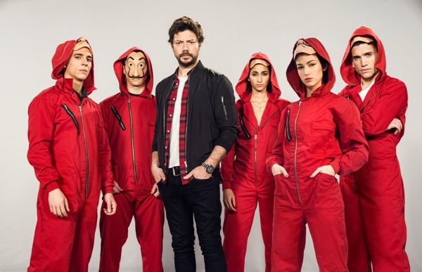 La Casa de Papel - Money Heist