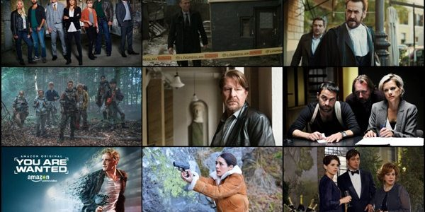 Euro TV Premieres in May 2018: 100 Code, Arne Dahl, The Court, The Rain & More