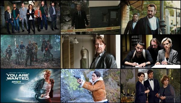 May 2018 Euro TV program collage