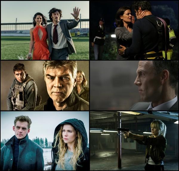 August 2018 Euro TV program premieres