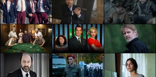 Euro TV Premieres in Oct 2018: Deutschland 86, Thou Shalt Not Kill, Varg Veum & More