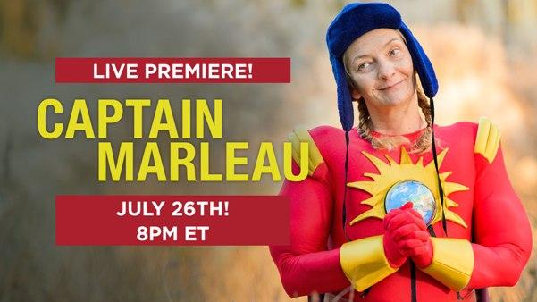 Captain Marleau live stream