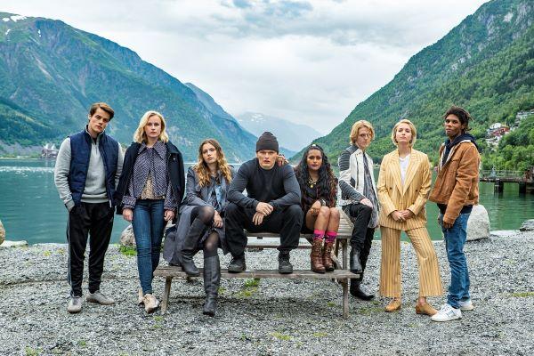 Ragnarok S2 cast