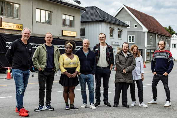 as yet untitled Netflix Norwegian series