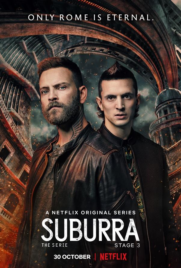 Suburra S3 poster