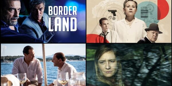 Euro TV Premieres in Dec 2020: Blackout, Borderland, Shadow Lines, The Vanishing & More