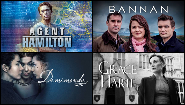 March 2021 Euro TV premieres