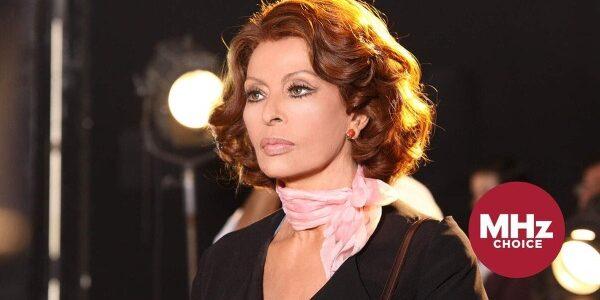 Sophia Loren My House Is Full of Mirrors
