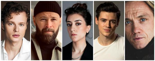 cast of Netflix Spotify series