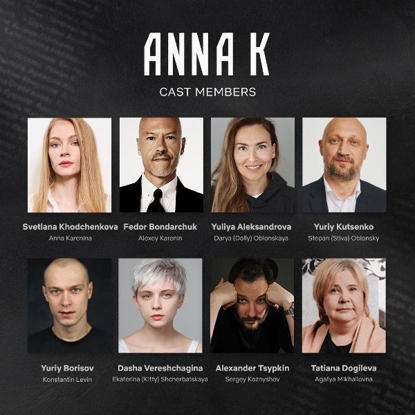Anna K cast