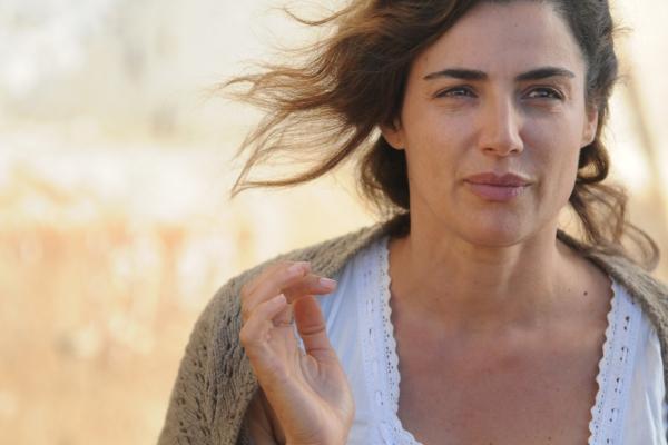 Luisa Ranieri in The Promised Life